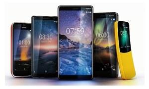 نوکیا کے 4 نئے اینڈرائیڈ اسمارٹ فونز متعارف