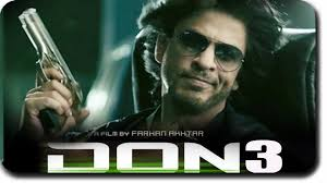 "Shah Rukh Khan To Become ""Don"" Again"