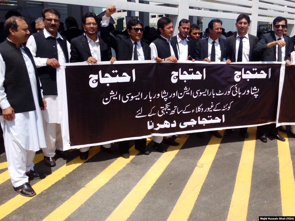 کوئٹہ: خودکش دھماکے وکلاء کی ہلاکت کے بعد عدالتی کارروائی کا عمل متاثر