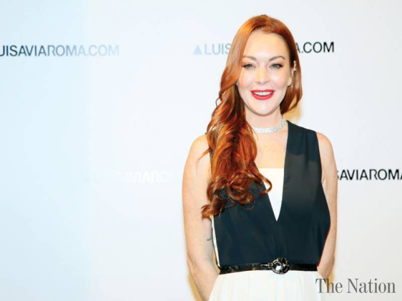 Lindsay making TV show about Russian oligarchs
