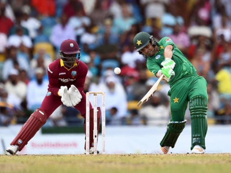 پاکستان نے پہلے ٹی 20 میں ویسٹ انڈیز کو 6 وکٹوں سے شکست دیدی
