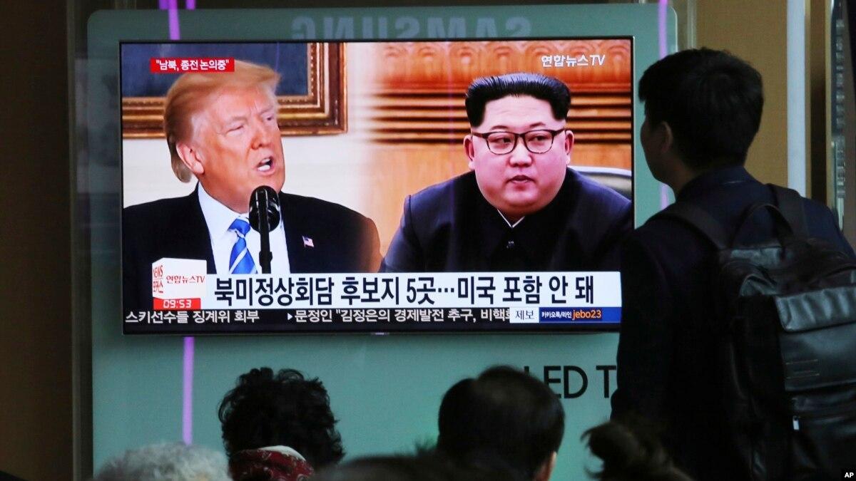 شمالی کوریا کے کِم ''انتہائی معزز'' ہیں: ٹرمپ