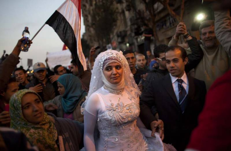مصری گاؤں والوں نے شادیوں میں تاخیرکا حل ڈھونڈ نکالا