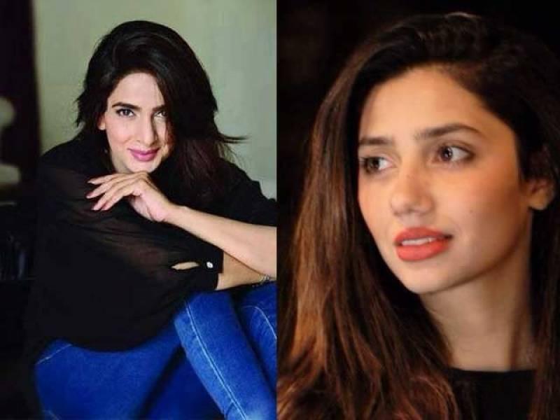 اداکارہ ماہرہ خان نے صبا قمر کومستقبل کی فلمی سپراسٹار قرار دیدی