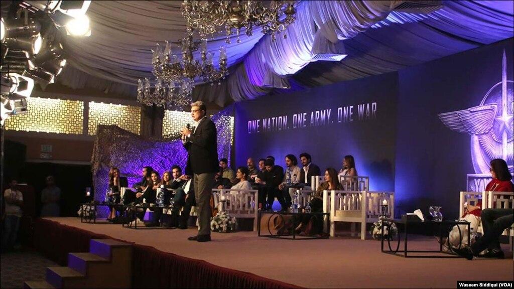 'یلغار 'پاکستان سنیما کی بحالی کے لئے ایک اور بڑی فلم تیار