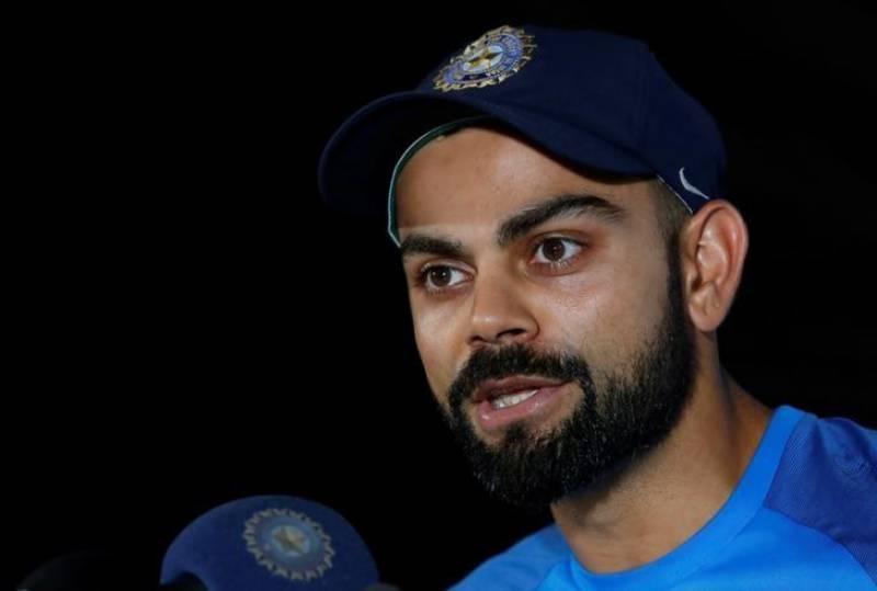 Kohli issues Starc warning to India's batsmen
