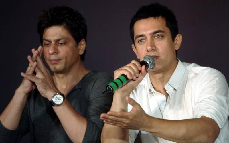 شاہ رخ اور عامر خان مشکل ترین امتحان میں مبتلا