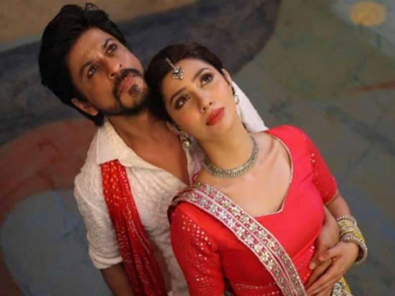 کنگ خان اداکارہ ماہرہ خان کی صلاحیتوں پر فدا ہو گئے