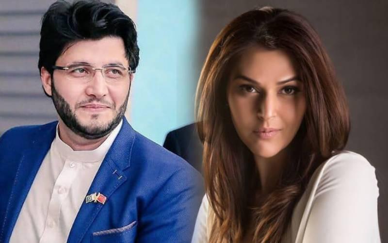 """معروف اینکر و اداکارہ ثنا بچہ پشاور زلمی کی """"خیر سگالی سفیر """" مقرر"""