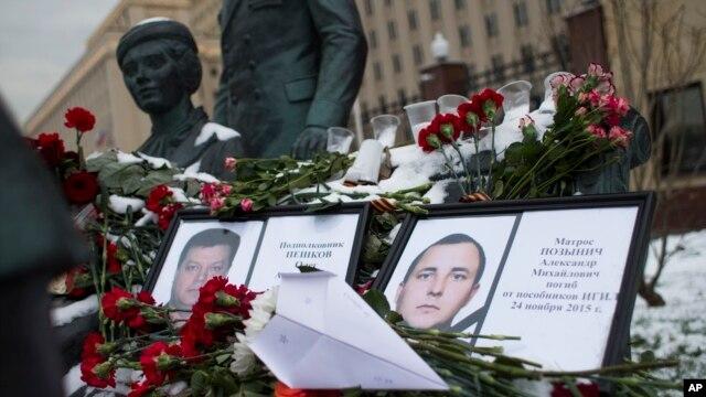 ترکی کا روسی پائلٹ کی میت ماسکو بھیجنے کا اعلان