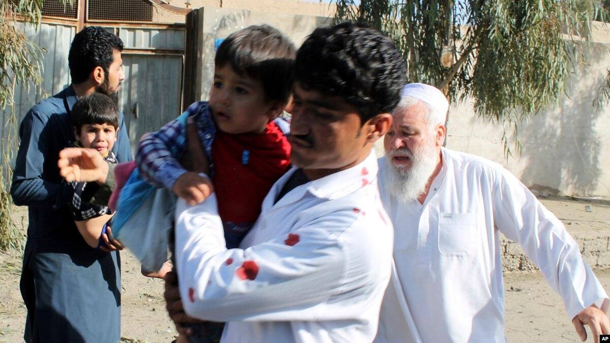 ہیلمند: بم دھماکے میں 14 افراد ہلاک، درجنوں زخمی
