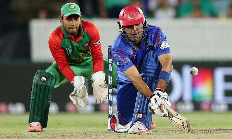 ایشیا کپ میں ایک اور اپ سیٹ، افغانستان نے بنگلہ دیش کو 136 رنز سے شکست دے دی