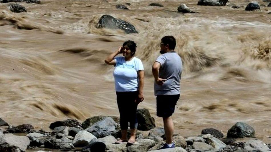چلی میں لاکھوں لوگ بغیر صاف پانی کے