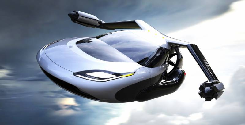 گوگل آن لائن اڑنے والی گاڑی بنانا سکھائے گا