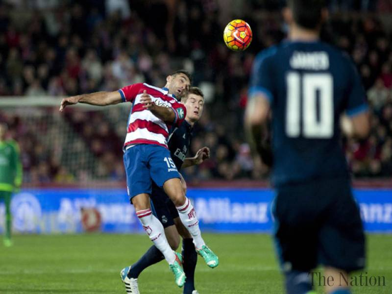 Unconvincing wins for Barca, Real, more woe for Neville
