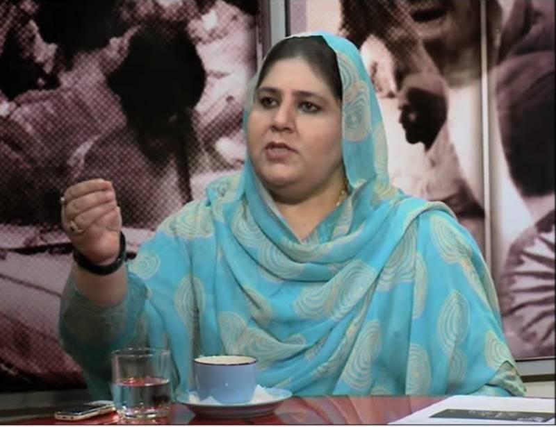 عوام ایک لیٹر پر 24روپے ٹیکس دے رہے ہیں : مہرین انور راجہ