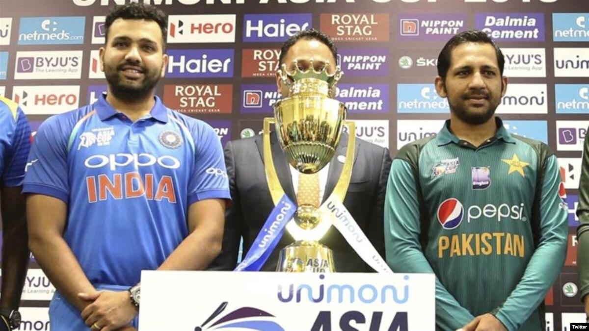 بھارت نے پاکستان کو با آسانی 8 وکٹوں سے ہرا دیا