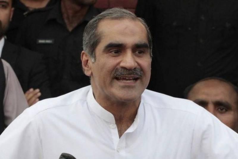 سعد رفیق نے فواد چوہدری کو جھوٹےالزامات پر 5ارب روپے ہرجانےکا لیگل نوٹس بھجوادیا