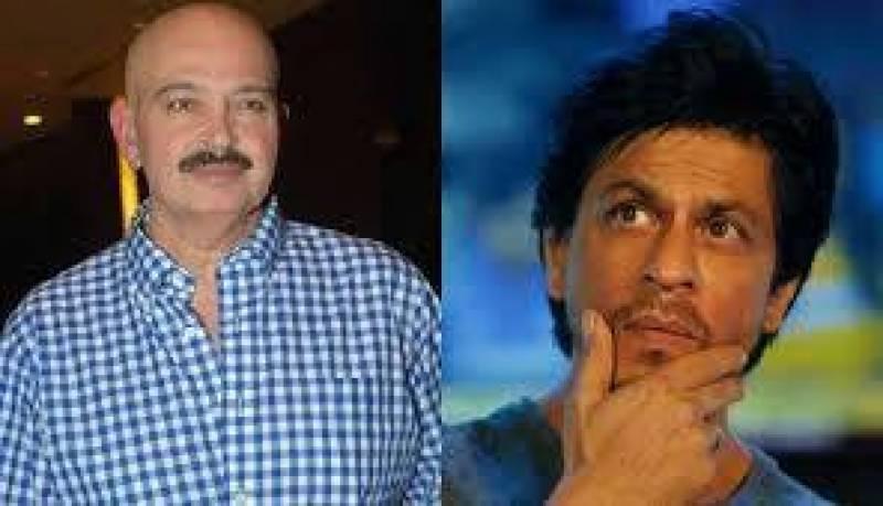 """راکیشن روشن نے """"رئیس"""" فلم میں شاہ رخ خان کے کرادر کو """"دم دار """" قرار دے دیا"""
