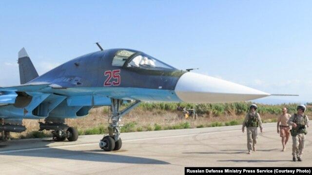 روسی 'رضاکار' شام میں لڑ سکتے ہیں: روسی ایڈمرل