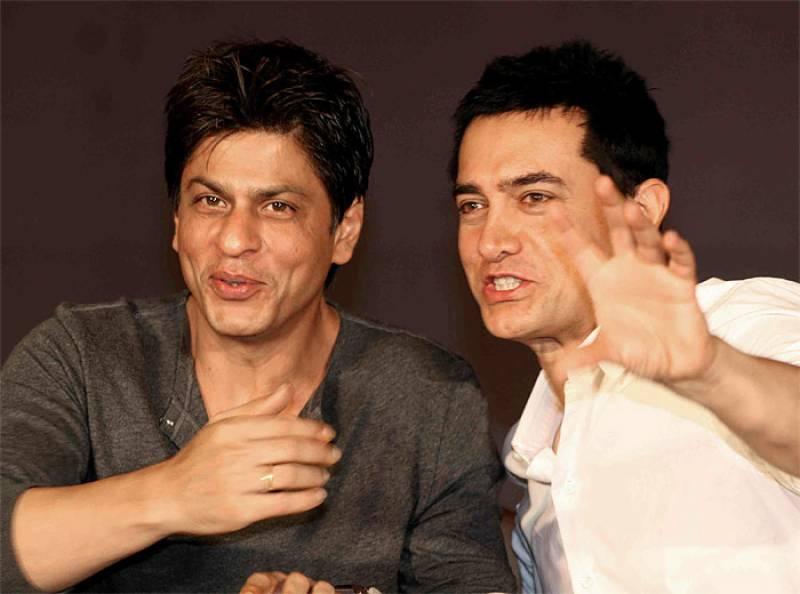 """عامر خان کا انکار ، کنگ خان فلم """"سیلوٹ"""" میں کاسٹ"""