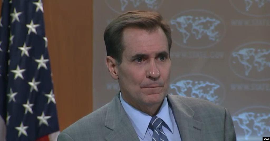 ''ہم آج بھی افغان بھائیوں کے شانہ بشانہ کھڑے ہیں'': امریکہ