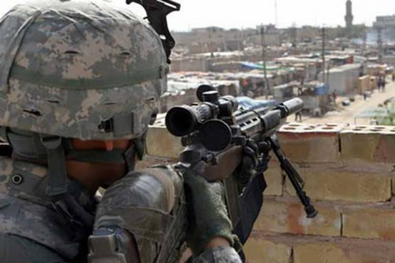 سنائپر کا نشانہ،2میل دور داعش کا اہلکار ہلاک