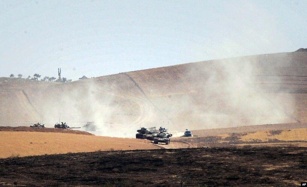 ترکی اپنی توجہ داعش کے خلاف 'مرکوز' رکھے: ایش کارٹر