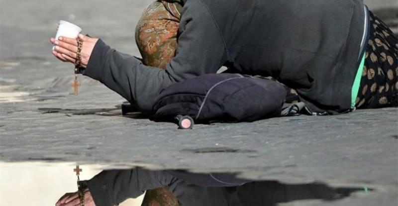 ڈنمارک میں بھیک مانگنے پر خاتون ملک بدر