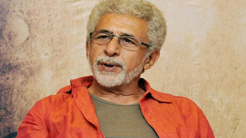I fear for my children in today's India: Naseeruddin Shah