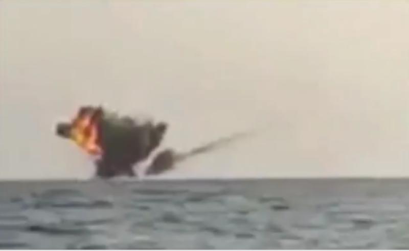 جدہ: یمنی باغیوں کی سعودی آرامکو ٹرمینل پر حملہ کی کوشش ناکام ،کشتی تباہ