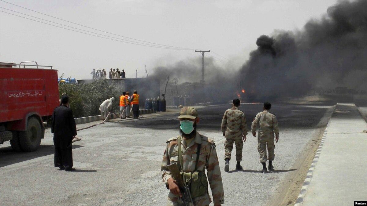 سیکورٹی فورسز کی گاڑی پر بم حملے میں تین اہلکار ہلاک