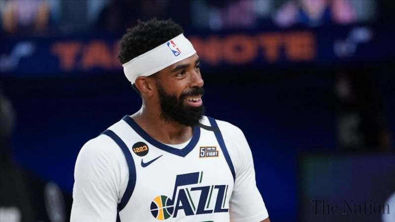 Conley replaces injured Booker in NBA All-Star game