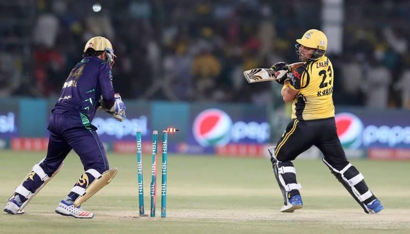 Quetta Gladiators eye second win in PSL 6 against Peshawar Zalmi