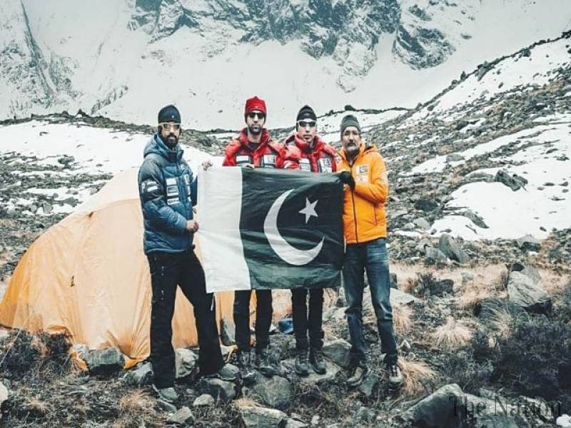 Annapurna Expedition - an ode to Pak mountaineers' bravery