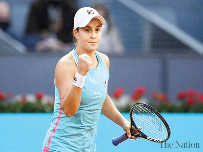 Barty beats Kvitova to face Badosa in semis