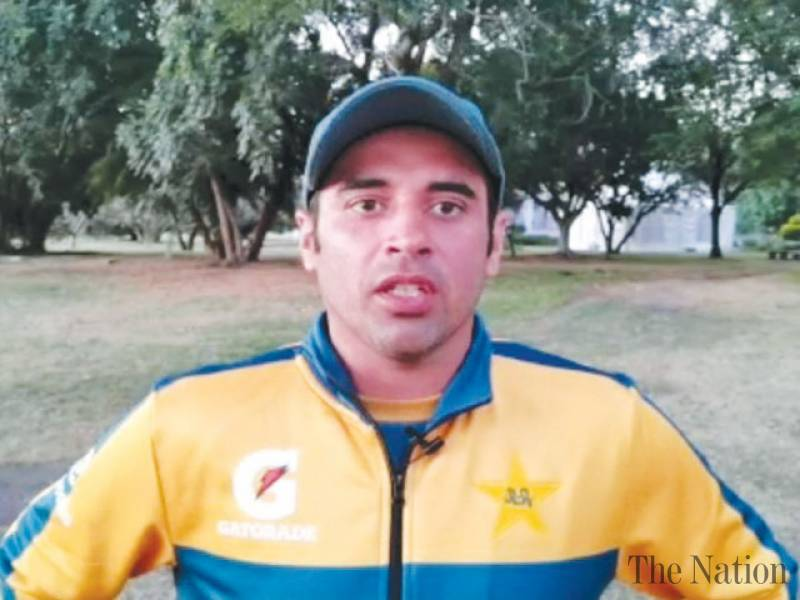 'Hero of Harare' dedicates double ton to father, Shafqat Rana's wife