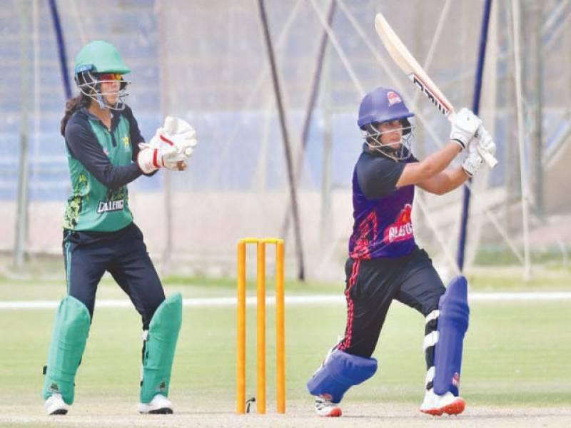 Nida Dar's 93* set Blasters' win over Challengers