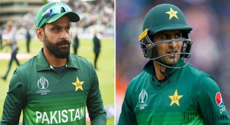 Hafeez 13 runs away to break Malik's T20I record