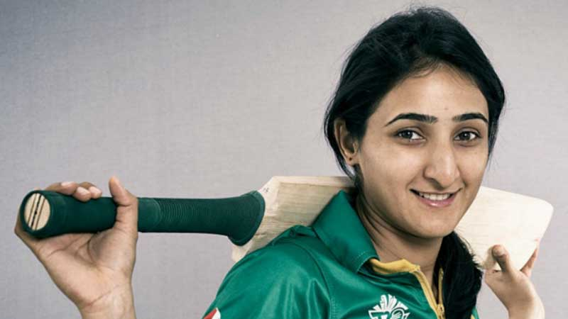 Pakistan star cricketer Bismah celebrates her birthday today, turns 30