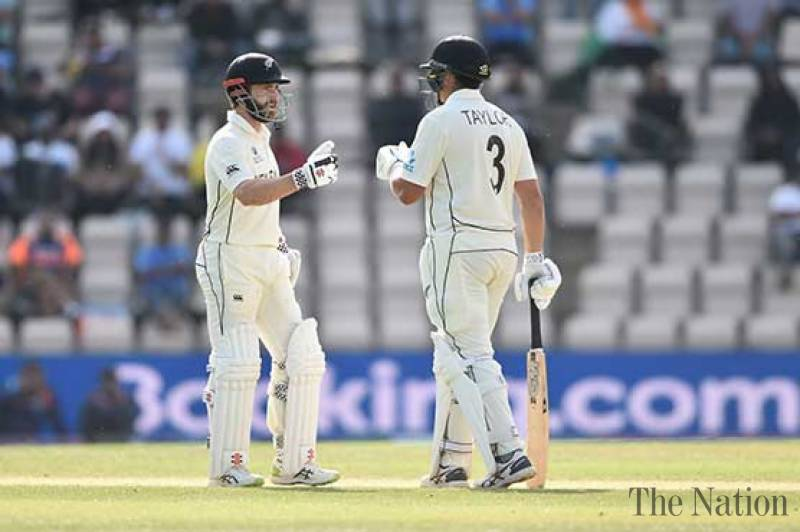 New Zealand crush India in World Test Championship final