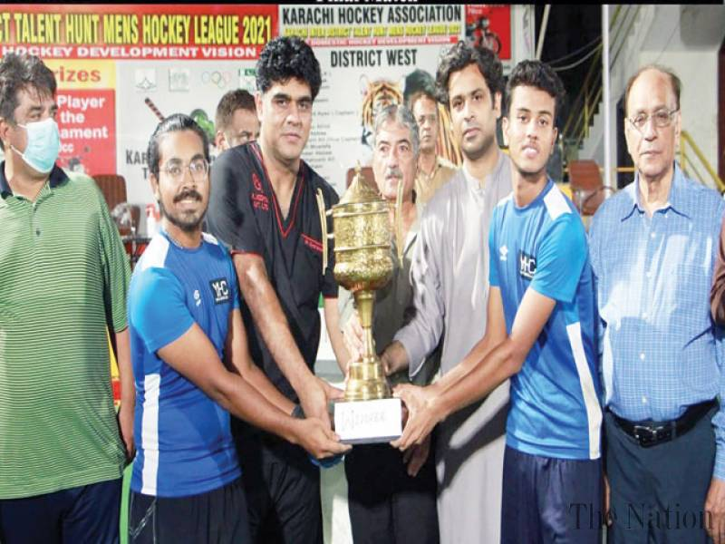 Youth HC win Inter Club Hockey League
