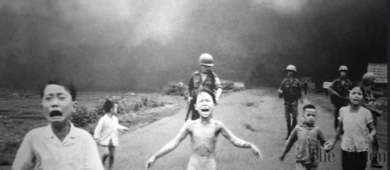 Fb Reverses Decision To Censor Iconic Photo Of Vietnam War Napalm Girl The Nation Latest News