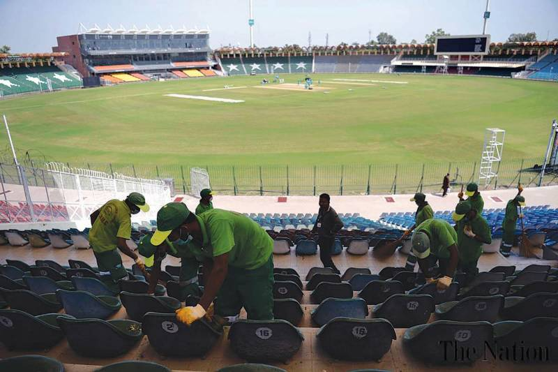 NCOC allows 25 percent crowds for National T20 Cup matches: sources