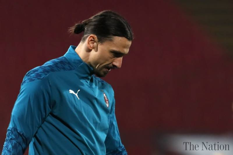 Zlatan Ibrahimović to miss Man Utd Europa League due to injury