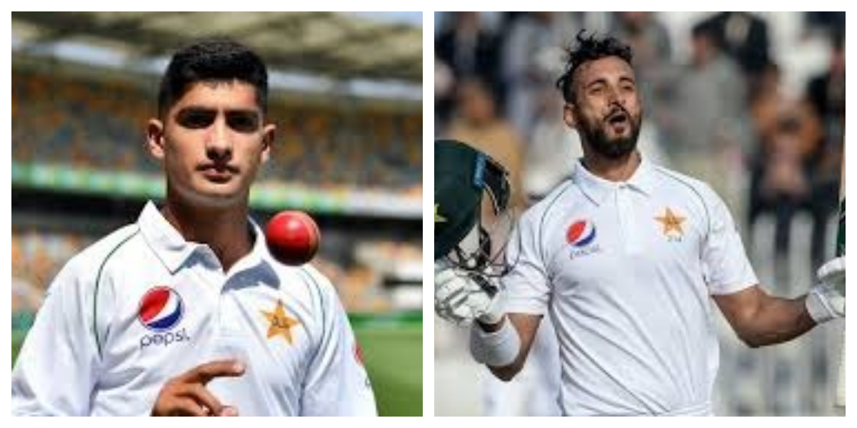Hassan Ali, Imam to substitute Shan Masood, Naseem Shah for South Africa tour