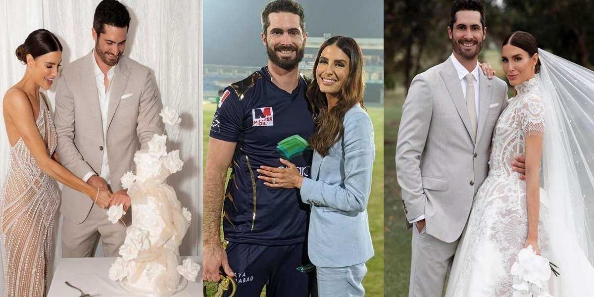 In pictures: Ben Cutting, Erin Holland's dreamy wedding in Byron Bay