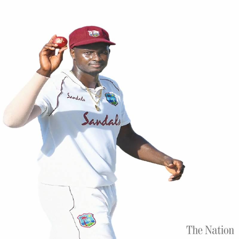 Heroic Holder takes five as West Indies dominate day one