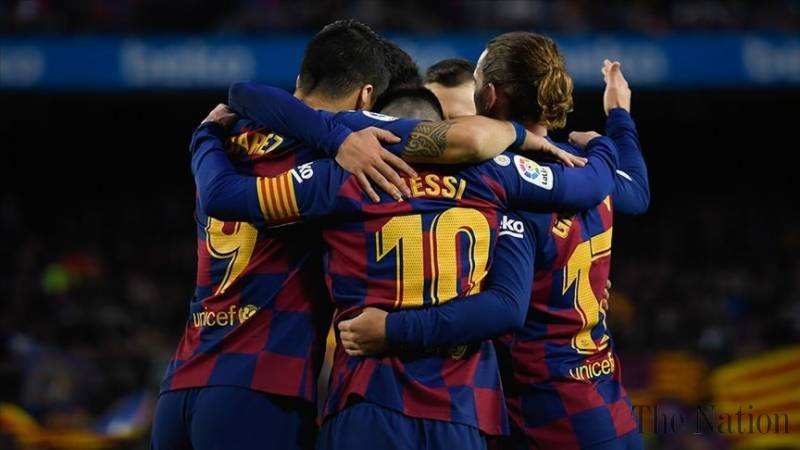 Barcelona qualify for Spanish Cup final