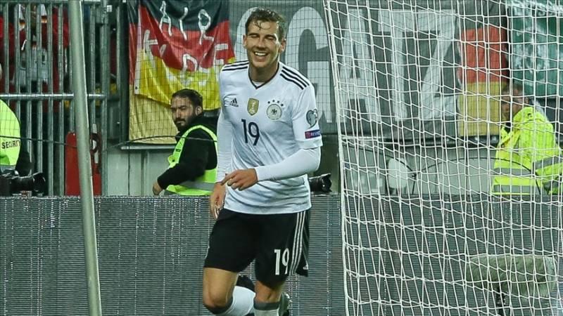 Bayern Munich extend Goretzka's contract until 2026